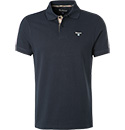 Barbour Polo-Shirt navy MML0012NY31