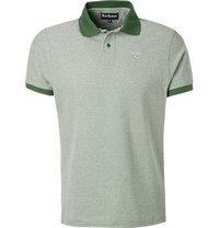 Barbour Polo-Shirt racing green