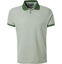 Barbour Polo-Shirt racing green MML0628GN18
