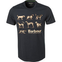Barbour T-Shirt navy MTS0374NY91