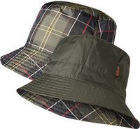 Barbour Waterproof Hat olive