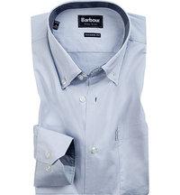 Barbour Hemd Crichton blue