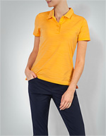 adidas Golf Damen Polo-Shirt orange CE3070