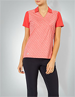 adidas Golf Damen Polo-Shirt rot CD4004