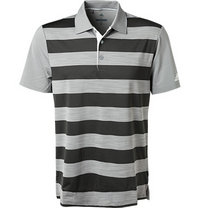 adidas Golf Polo-Shirt grau