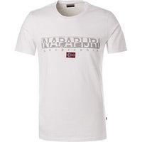 NAPAPIJRI T-Shirt weiß