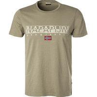 NAPAPIJRI T-Shirt khaki
