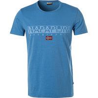 NAPAPIJRI T-Shirt hellblau