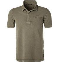 NAPAPIJRI Polo-Shirt khaki