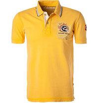 NAPAPIJRI Polo-Shirt gelb