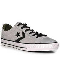 Converse STAR PLAYER OX schwarz-grau