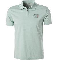 NAPAPIJRI Polo-Shirt hellgrün