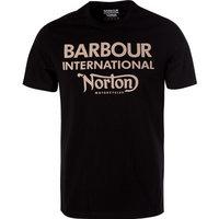 Barbour International T-Shirt black