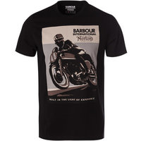 Barbour International T-Shirt black