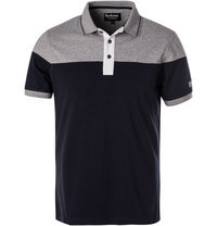 Barbour International Polo-Shirt navy