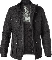 Barbour International Jacke black MQU0251BK11