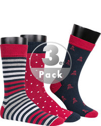 Barbour Socken 3er Pack multicoloured MAC0222MI11