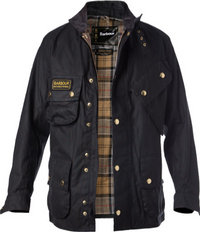Barbour International Jacke MWX0004BK51