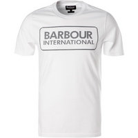 Barbour International T-Shirt white MTS0401WH11