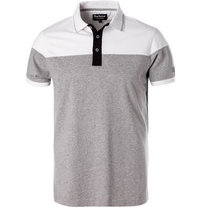 Barbour International Polo-Shirt grey MML0927GY52