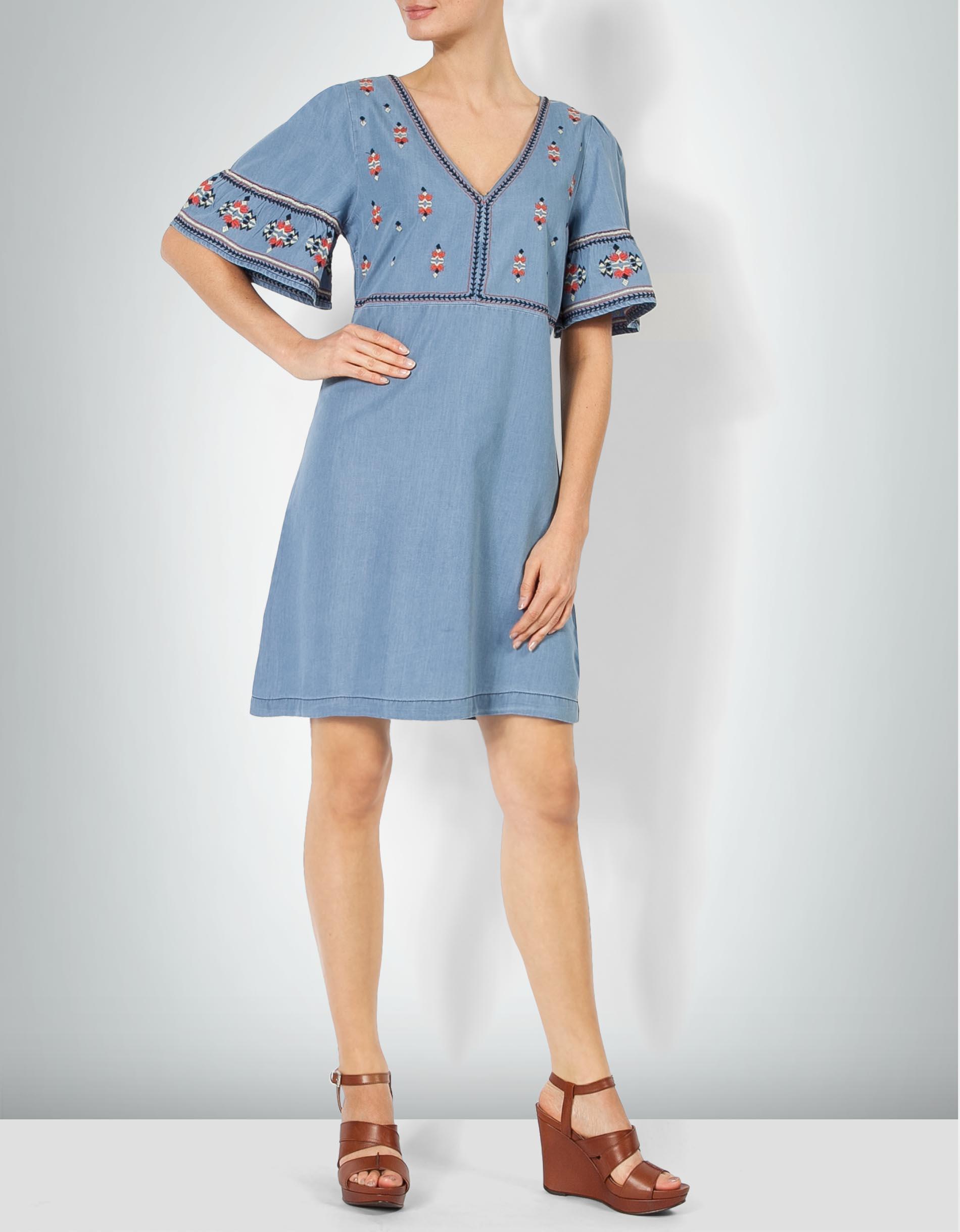 f80aa0fe121 Pepe Jeans Damen Kleid Ursula im Ethno-Look empfohlen von Deinen Schwestern