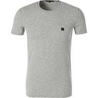 Zegna Stretch Cotton T-Shirt
