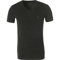 Zegna Stretch Cotton V-Shirt