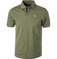 Barbour Polo-Shirt pale moss