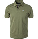 Barbour Polo-Shirt pale moss MML0012GN77