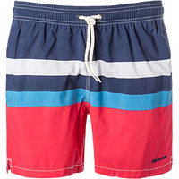 Barbour Badeshorts red