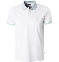 Wrangler Polo-Shirt white