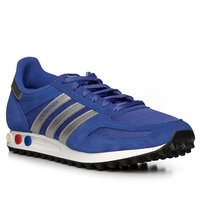 adidas ORIGINALS LA Trainer blau