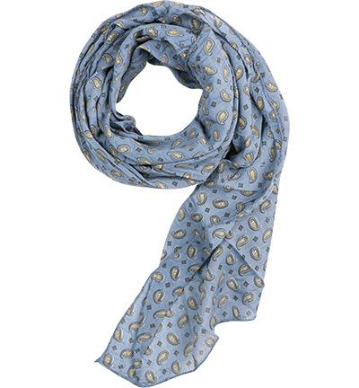 CODELLO Schal : CODELLO Schal  Herren in blau aus Seide