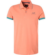 N.Z.A. Polo-Shirt orange