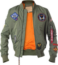 ALPHA INDUSTRIES Jacke
