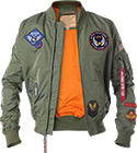 ALPHA INDUSTRIES Jacke 178126/01
