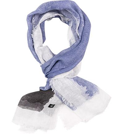 Marc O'Polo Schal   : Marc O'Polo Schal    Herren in blau