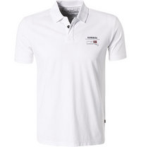 NAPAPIJRI Polo-Shirt weiß