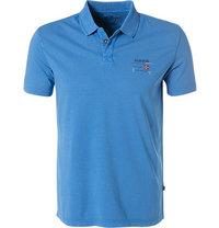 NAPAPIJRI Polo-Shirt blau