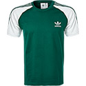 adidas ORIGINALS T-Shirt green CW1206