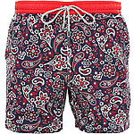Okay: Mc Alson Badeshorts S3710/rot-blau Post