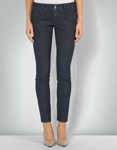 Alberto woman Jeans Claris Denim Dots 21623590/890