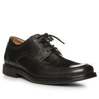 Clarks Un Aldric Park black leather