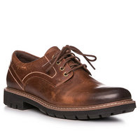 Clarks Batcombe Hall dark tan leather