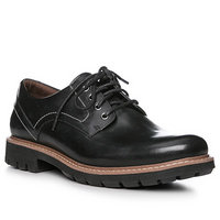 Clarks Batcombe Hall black leather