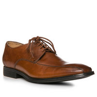 Clarks Gilmann Mode dark tan lea