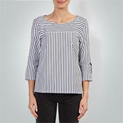 Marc O'Polo Damen Bluse 804 1089 42811/Y50