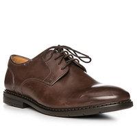 Clarks Banbury Lace dark brown leather