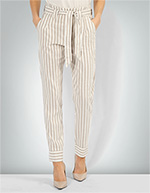 Alberto woman Hose Charly Linen 27023531/042