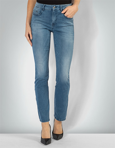 Alberto woman Jeans Julia T400 Satin 21033593/850